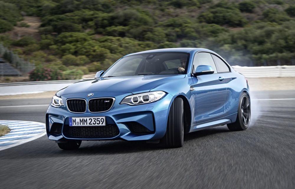 BMW M2 Coupe: 370 CP și 0-100 km/h în 4.3 secunde pentru cel mai mic M - Poza 1