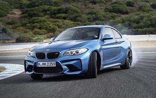 BMW M2 Coupe: 370 CP și 0-100 km/h în 4.3 secunde pentru cel mai mic M