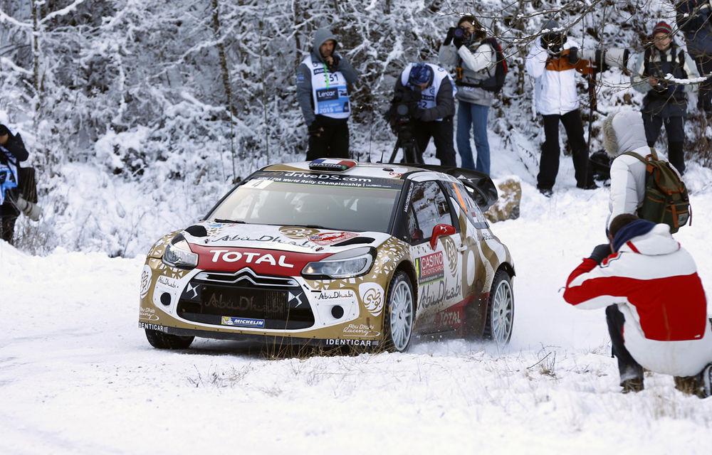 Raliul Monte Carlo, în pericol să fie exclus din calendarul WRC pentru 2016 - Poza 1