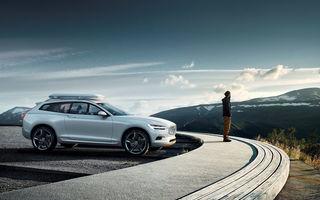 Volvo lansează o maşină electrică în 2019. Până atunci, V40 facelift va avea platformă nouă şi va fi şi hibrid