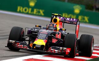 "Ecclestone: ""Red Bull a rezolvat problema cu motorul"""