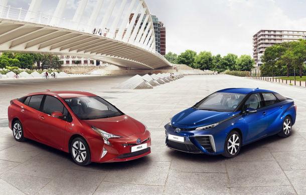 """Toyota anunţă că benzina şi diesel-ul au zilele numărate, dar nu prea: """"În 2050 vom vinde doar maşini hibride sau electrice"""" - Poza 2"""