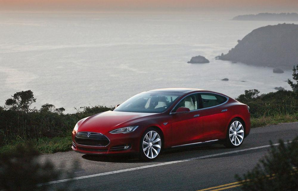Tesla lovește în clasa germană de lux: Model S este mai vândut decât Audi A8 și BMW Seria 7 - Poza 1