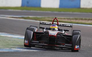 Formula E 2015-2016: Villeneuve intră în arena competiţiei electrice într-un sezon plin de schimbări