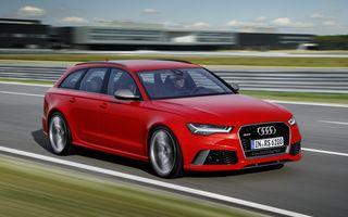Audi zguduie lumea supercar-urilor: lansează un break de 605 CP cu timp 0-100 km/h de 3.7 secunde