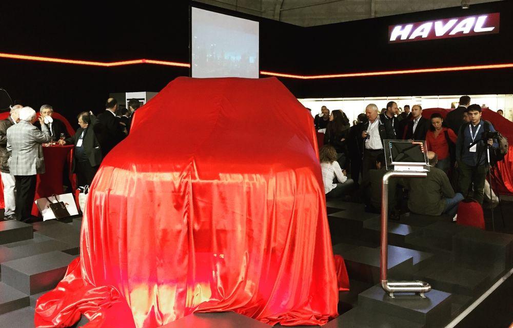 Râdem degeaba de bulgari: ne dau lecții la capitolul Saloane Auto și vor produce o gamă întreagă de SUV-uri - Poza 1