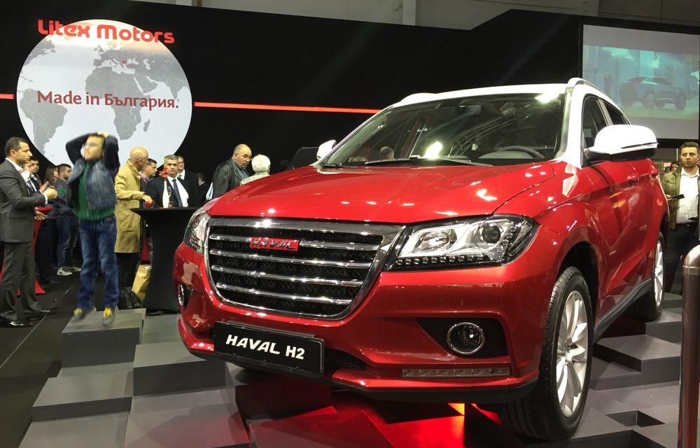 Râdem degeaba de bulgari: ne dau lecții la capitolul Saloane Auto și vor produce o gamă întreagă de SUV-uri - Poza 5