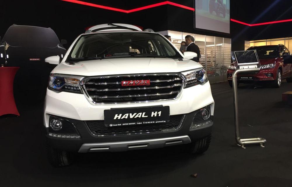Râdem degeaba de bulgari: ne dau lecții la capitolul Saloane Auto și vor produce o gamă întreagă de SUV-uri - Poza 17