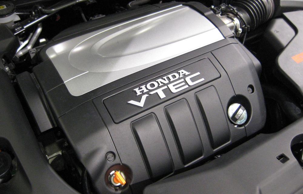 Honda începe downsizing-ul: japonezii vor face motoare VTEC Turbo de 1.0 și 1.5 litri - Poza 1