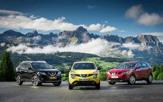 10 lucruri pe care nu le ştiai despre Nissan Juke, Qashqai şi X-Trail