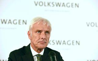 Pentru prima oară în peste 15 ani, Volkswagen Group se așteaptă la pierderi într-un sfert de an