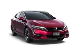 Honda vrea să revoluționeze lumea cu o mașină electrică pe hidrogen care merge 700 kilometri cu un plin