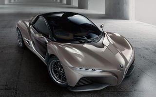Yamaha Sports Ride Concept - o mașină sport creată de celebrul producător de motociclete