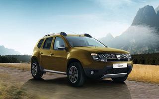 Dacia prezintă noul Duster Connected by Orange: Wi-Fi onboard, jante noi, cameră de marșarier și tapițerie specială