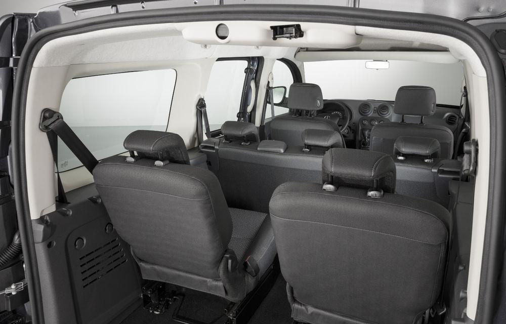 Mercedes-Benz Citan, fratele german al lui Renault Kangoo, primește un motor 1.2 benzină turbo și o transmisie automată - Poza 19