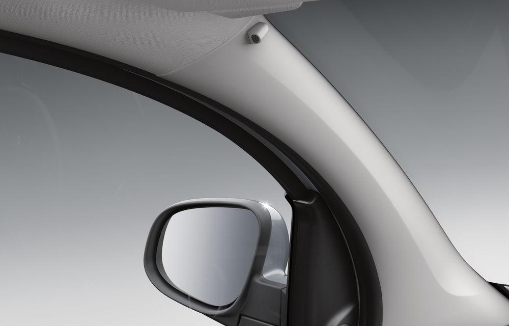 Mercedes-Benz Citan, fratele german al lui Renault Kangoo, primește un motor 1.2 benzină turbo și o transmisie automată - Poza 15