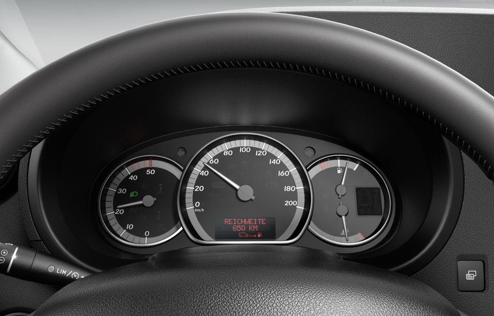 Mercedes-Benz Citan, fratele german al lui Renault Kangoo, primește un motor 1.2 benzină turbo și o transmisie automată - Poza 5