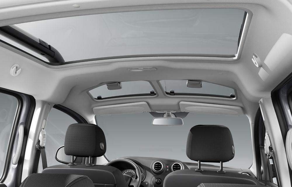 Mercedes-Benz Citan, fratele german al lui Renault Kangoo, primește un motor 1.2 benzină turbo și o transmisie automată - Poza 14