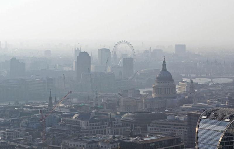 """Londra vrea să interzică maşinile diesel: """"E cel mai simplu mod de a elimina poluarea"""" - Poza 1"""