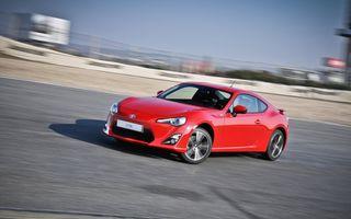 Toyota pregătește un facelift pentru GT86: modificări la suspensie, motor și estetică