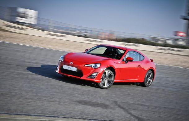 Toyota pregătește un facelift pentru GT86: modificări la suspensie, motor și estetică - Poza 1