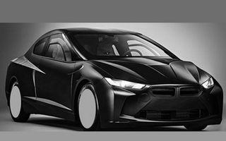 BMW a patentat design-ul unui prototip neobisnuit - iată primele imagini ale acestuia