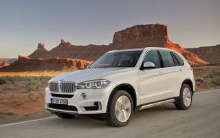 Oficial BMW: X5 și X7 ar fi ideale pentru un sistem de propulsie cu pile de combustibil