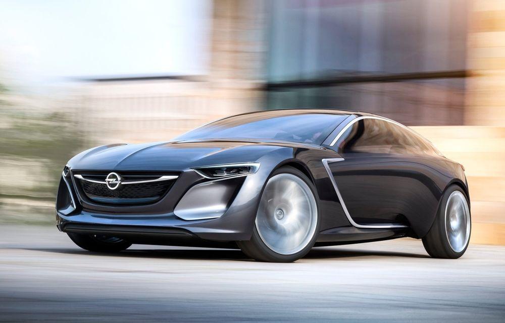 Opel pregătește lansarea a trei SUV-uri noi în următorii patru ani - Poza 1