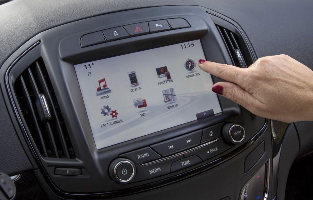 Opel Insignia primește Apple Car Play și sistemul OnStar - Poza 3