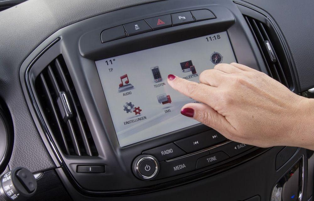 Opel Insignia primește Apple Car Play și sistemul OnStar - Poza 4