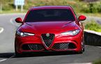 """Italienii se apără: """"Alfa Romeo Giulia nu copiază designul lui BMW Seria 3"""""""