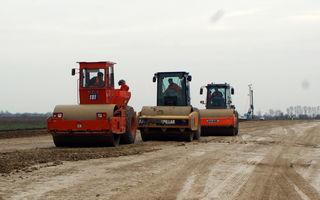 Statul suflă şi-n iaurt: va monitoriza mai atent toate segmentele de autostrăzi aflate în construcţie