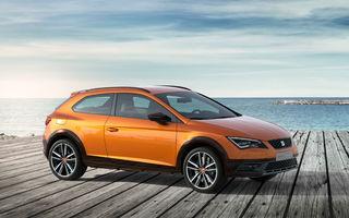 Seat Leon Cross Sport, unul dintre cele mai atractive concepte ale mărcii, nu va deveni model de serie