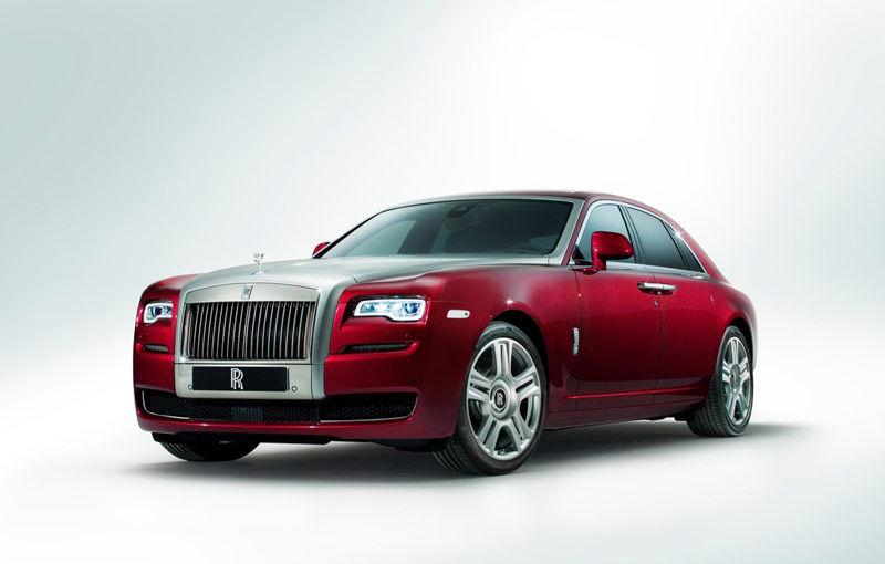 Lecție de moralitate. Rolls Royce anunță cel mai mic recall din lume: o singură mașină - Poza 1