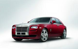 Lecție de moralitate. Rolls Royce anunță cel mai mic recall din lume: o singură mașină
