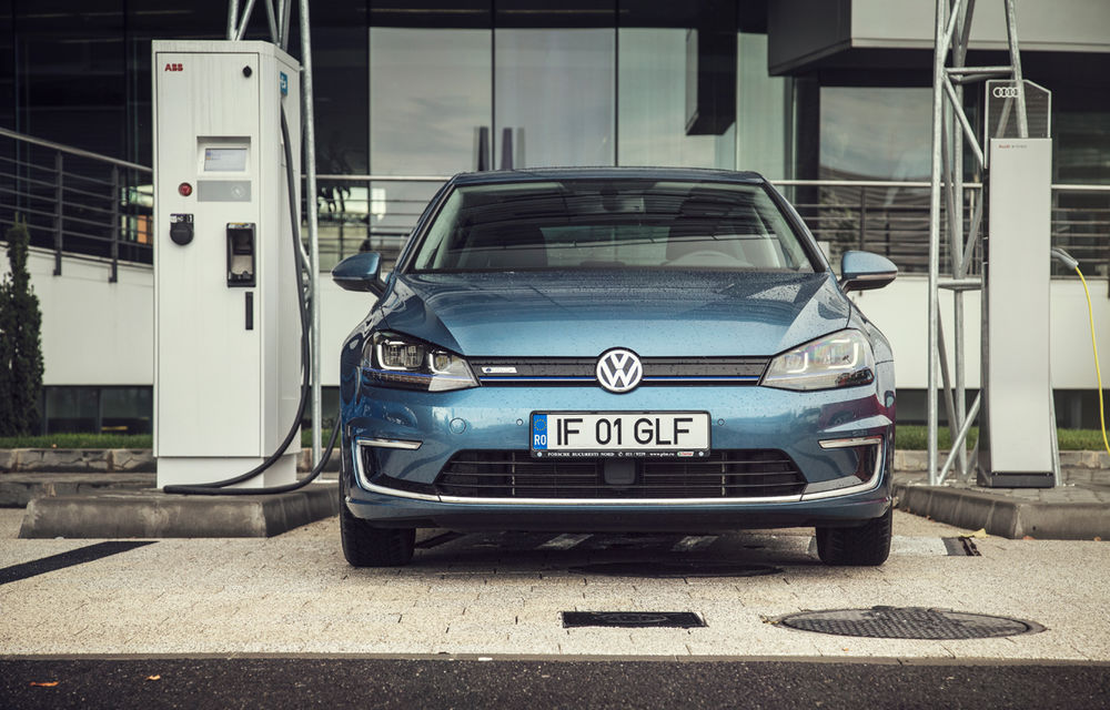 Volkswagen e-Golf (2015-2016)