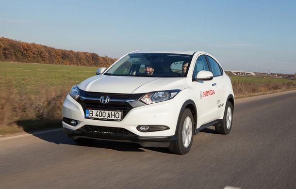De toate pentru toţi: Honda a lansat în România noile Jazz, Type-R şi HR-V - Poza 2