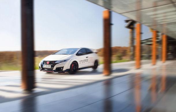 De toate pentru toţi: Honda a lansat în România noile Jazz, Type-R şi HR-V - Poza 45