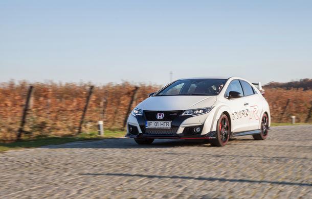 De toate pentru toţi: Honda a lansat în România noile Jazz, Type-R şi HR-V - Poza 47