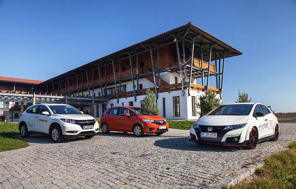 De toate pentru toţi: Honda a lansat în România noile Jazz, Type-R şi HR-V - Poza 1