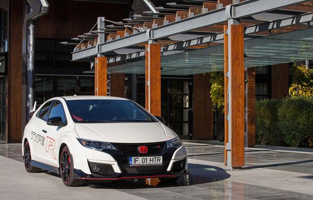 De toate pentru toţi: Honda a lansat în România noile Jazz, Type-R şi HR-V - Poza 73