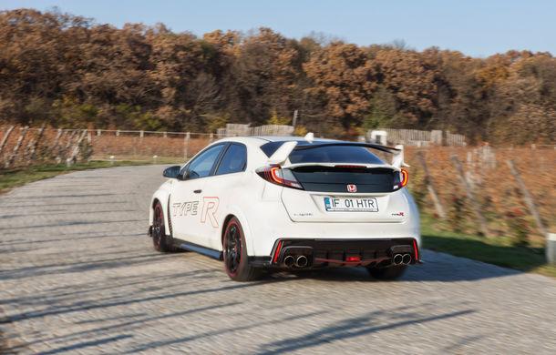 De toate pentru toţi: Honda a lansat în România noile Jazz, Type-R şi HR-V - Poza 43