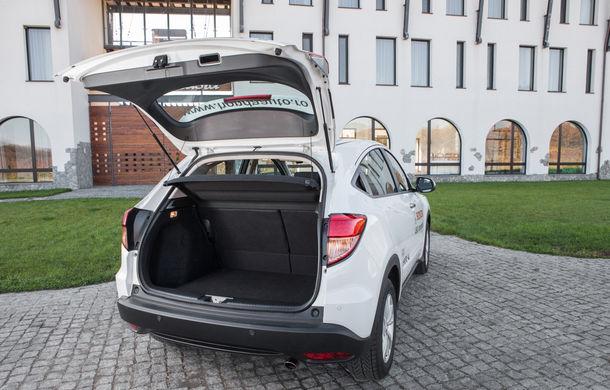 De toate pentru toţi: Honda a lansat în România noile Jazz, Type-R şi HR-V - Poza 12