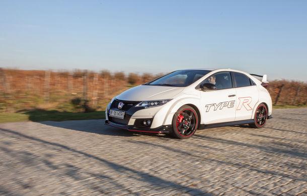 De toate pentru toţi: Honda a lansat în România noile Jazz, Type-R şi HR-V - Poza 48