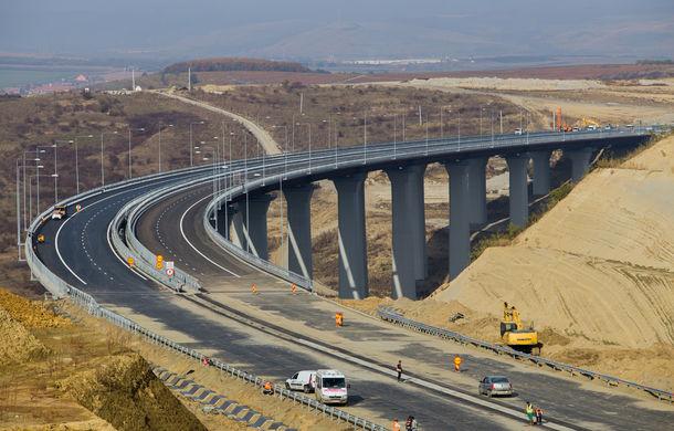 Lucrările la Autostrada Sibiu - Piteşti încep în 2016, cu un an mai devreme decât planurile iniţiale - Poza 1