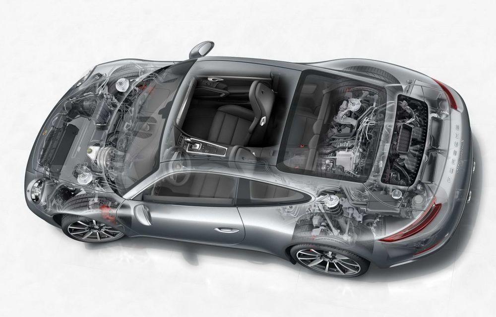 Oficial Porsche: 911 va avea și o variantă hibrid, dar nu pentru generația actuală - Poza 1