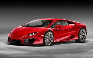 Lamborghini Huracan primește o variantă mai ieftină, mai ușoară și mai eficientă: LP580-2