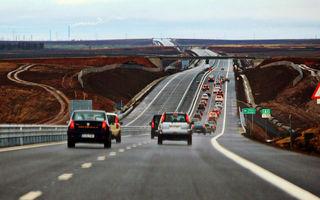 Construcţia de autostrăzi, în pericol? Bugetul pentru 2016 ar putea fi redus cu peste 40%