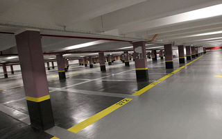Parcări inteligente în Bucureşti: rezervări şi plăţi prin telefonul mobil pentru locurile de parcare