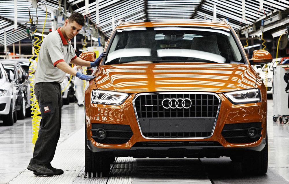 Primele victime ale scandalului Dieselgate la Audi: doi ingineri au fost suspendaţi din funcţie - Poza 1
